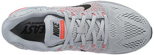 Uomo Nike Lunarglide 7 Scarpa Da Corsa Lupo Grigio / Nero-grigio Chiaro Cremisi-cool