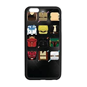 iphone 5c Case, [Star Wars] iphone 5c Case Custom Durable Case Cover for iPhone6 TPU case(Laser Technology)