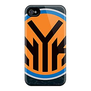 Premium Durable Oklahoma City Thunder Fashion Tpu Iphone 4/4s Protective Case Cover