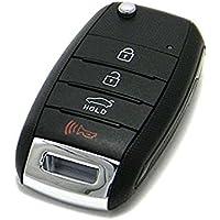 OEM Kia Forte Flip Key Keyless Entry Remote Flipkey Fob (FCC ID: OSLOKA-870T) 95430-A7400