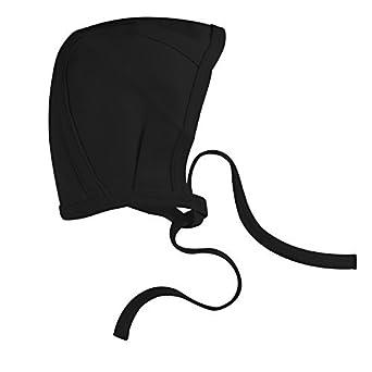 Bahar Bebe Ultra Soft Turkish 100% Cotton Knit Baby Bonnet Hat. (Baby Pilot d734cf343e3