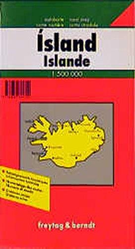 Freytag Berndt Autokarten, Norwegen Nord: Road Map (freytag & berndt Auto + Freizeitkarten) Landkarte – Folded Map, 1999 Collectif Freytag-Berndt und ARTARIA 3850845737 MAK_new_usd__9783850845731