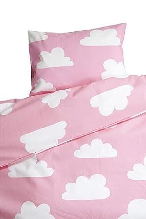 Farg Form Kissenbezug f/ür Kinderwagen mit Cloud Print