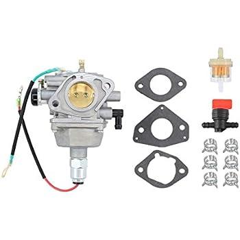 Amazon com: Carburetor for Kohler 23 24 25 26 27 HP Engine