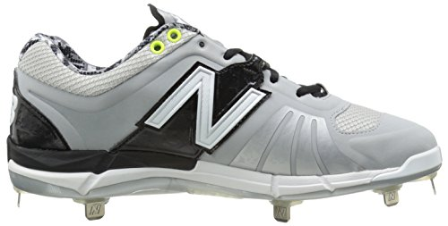 Grey Us Balance Low grey 10 New Shoe Men's black 2e Metal L3000v2 black Baseball PwISS7dqWx