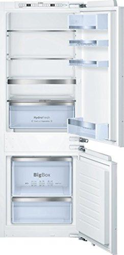 Bosch KIS77AF30 Serie 6 Einbau-Kühl-Gefrier-Kombination / A++ / Kühlen: 172 L / Gefrieren: 61 L / Super-Gefrieren / TouchControl