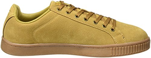 British Knights Herren Duke Sneaker Braun (Honey/Crepe)
