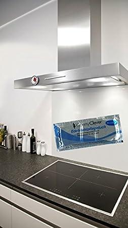 Paños de limpieza de acero inoxidable (Acero inoxidable brillo) el Original: Amazon.es: Hogar