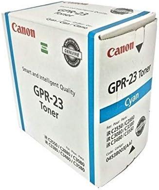 OPEN BOX CANON GPR-23 TONER MAGENTA