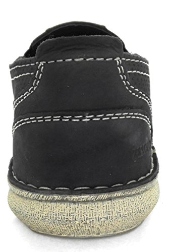 Zerimar Zapato estilo casual con elástico fabricado en piel de alta calidad PRECIOS DE REBAJAS - AHORA 0 NUNCA Color azul marino azul marino