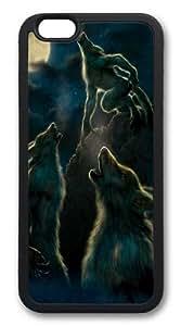 3 Werewolf Moon Custom iPhone 6 Case Cover TPU Black by ruishername