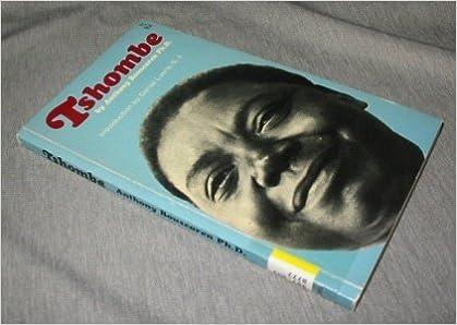 Book Tshombe,