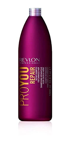 Oferta amazon: ProYou Care Revlon Repair Shampoo For Damaged Hair Champú - 1000 ml (929-77055)