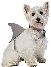Rasta Imposta Shark Fin Dog Costume, Medium/Large