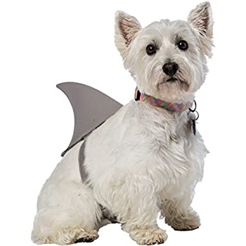 UHC Shark Fin Dog Outfit Funny Theme Puppy Halloween Pet Costume, S