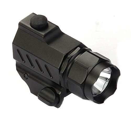 TrustFire-G01-LED-Tactical-Flashlight-2-Mode-210LM-Pistol-Handgun-Torch-Light-Weather-proof-Handheld-Flashlights-for-Picatinny-MIL-STD-1913-STANAG-2324-Rail