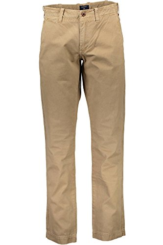 GANT 1501.1906656 Trousers Men Beige 231 33-L34