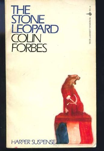 0060807008 - Colin Forbes: The Stone Leopard - Buch