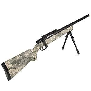 UTG Sport Gen 5 Airsoft Master Sniper Rifle, Army Digital