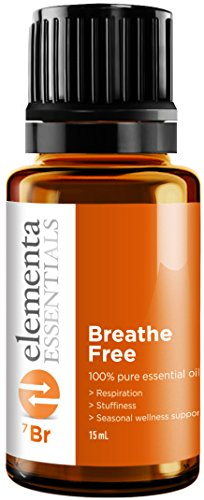 Elementa Essential Oils Breathe Free - 15 ml