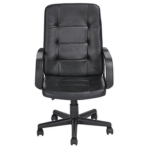 office chair pu leather high back executive best computer desk task