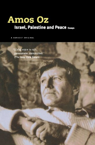 Israel, Palestine and Peace: Essays