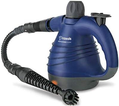 0.37 litros Casals Rapidissimo Clean Vaporeta 18//10 Steel 1050 W