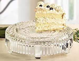 com crystal wedding cake stand 16 round plateau event cake stands
