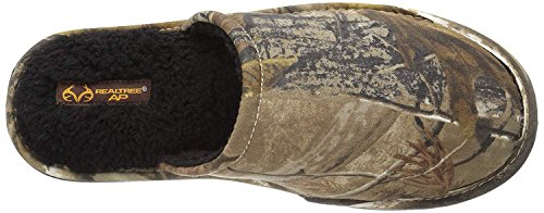 Wembley Men's Realtree Scuff Slipper Mule, Camouflage, Medium/8-9 M US by Wembley (Image #5)