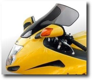 Tourenscheibe MRA f/ür Yamaha TDM 850// XJ 600 S 96-03 schwarz