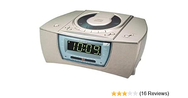Sony ICF-CD853V AM//FM//TV//Weather Clock Radio//CD Player Discontinued by Manufacturer