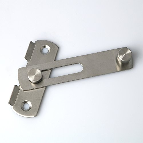 Steel Gate Latch : Alise ms stainless steel gate latches pet latch
