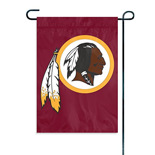 Washington Redskins Garden (Party Animal Washington Redskins Garden Flag)