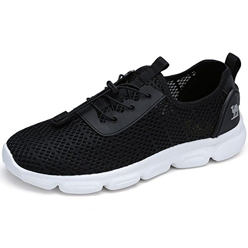 Homme Compétition Trail Chaussures de ete Black Sport Running Basses Baskets Course wqwOIY1