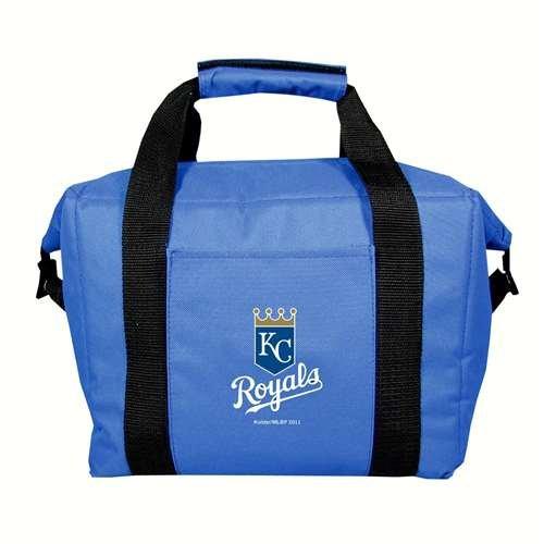 MLB Kansas City Royals Soft Sided 12-Pack Cooler Bag by Kolder