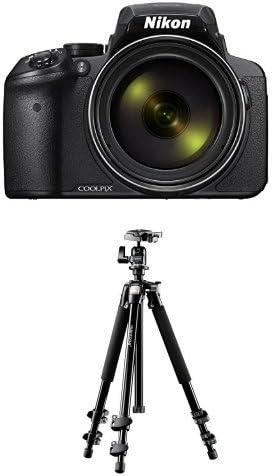 Nikon Coolpix P900 Digitalkamera 3 Zoll Schwarz Kamera