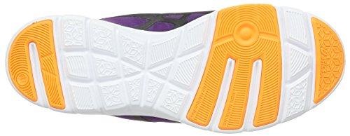 nectarine fit Zapatillas onyx De purple Asics Mujer Gel 3399 Púrpura Exterior Nova Deporte Para Purple qtSwO5