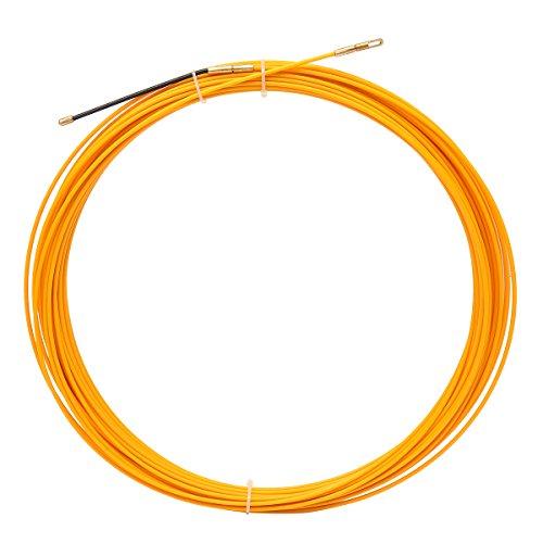 GIMAX Equipo eléctrico y Suministros – Otros Equipos eléctricos – 10 m, 20 m, 30 m, 3 mm, Cable de Fibra de Vidrio,...