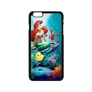 Mermaid Under Sea BlackiPhone 6 case