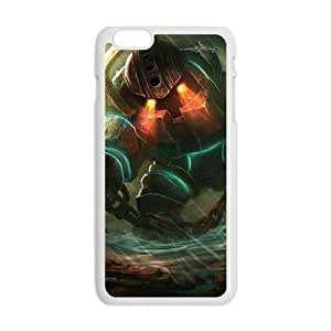 Leahue Legends White Phone Case for iPhone plus 6