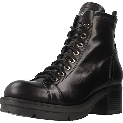 Nero Noir Basses Sneakers Giardini Femme 88nr7aq