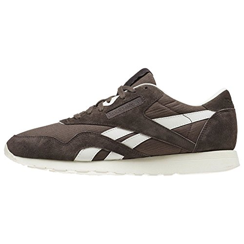 Zapatillas Reebok – Cl Nylon Sktn marrón/marrón/blanco