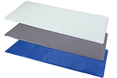 Body Saver - Water Sports Body Saver Mat Anti-Fatigue Mat Boat Mat (White)