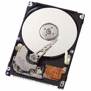 Fujitsu MHS2040AT 40GB IDE 2.5 4200 RPM HARD DRIVE - Notebook Fujitsu 40gb