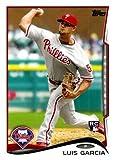 2014 Topps #451 Luis Garcia RC - Philadelphia Phillies (RC - Rookie Card)(Baseball Cards)