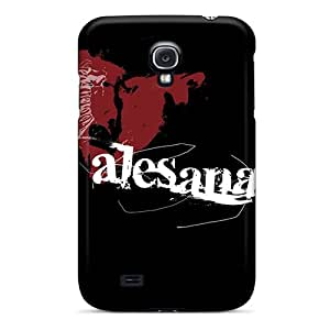 Scratch Protection Hard Phone Case For Samsung Galaxy S4 With Allow Personal Design High-definition Alesana Series CristinaKlengenberg