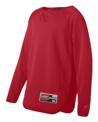 Rawlings Long Sleeve Pullover - 4