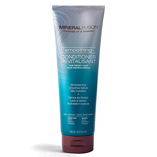 MINERAL FUSION Smoothing Conditioner for Frizzy Hair, 8.5 Ounce