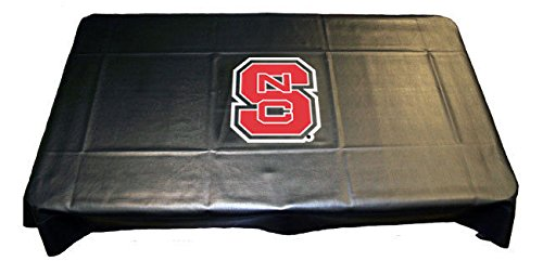 NORTH CAROLINA STATE WOLFPACK Billiards Pool Table Cover 7' 8' 9' 7ft 8ft 9foot State Wolfpack Billiard Pool