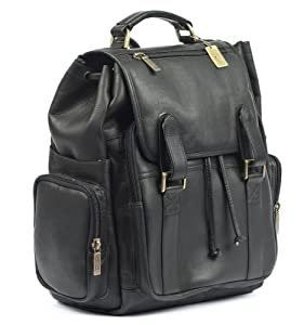 Claire Chase Sierra Backpack, Black, One Size